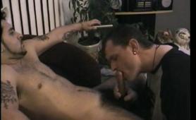 Blowing Str8 Boy Franco
