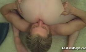 Ass Lick Boys - Alex and Jeremy