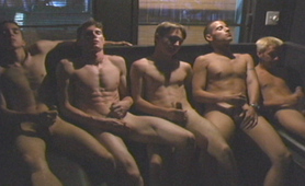 Five Boy Orgy