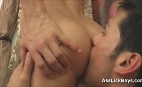 Ass Lick Boys - Jherrad and Phillip