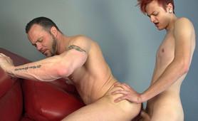 Hard Working Boy Jason Gets His Reward - Jason Valencia And Drew Sumrok