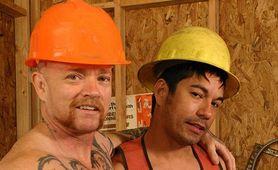 Hardhats: Buck & Brad