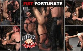 Fist Fortunate Chapter 1