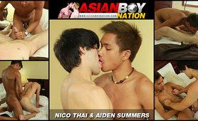 Nico Thai & Aiden Summers