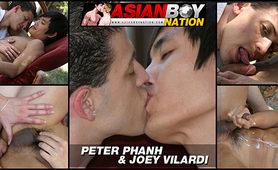 Peter Phanh & Joey Vilardi