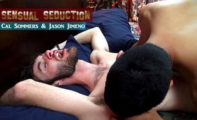 Jason & Cal: Sensual Seduction