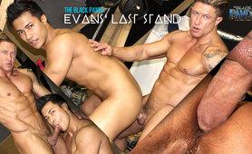 BLACK PANDA EPISODE 5: EVANS' LAST STAND