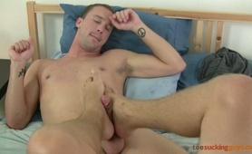 Toe Sucking Guys - JT Scott and Erik West
