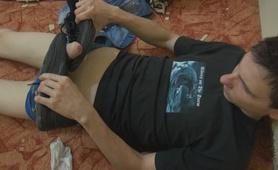 Toe Sucking Guys - Eryk