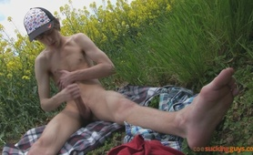 Toe Sucking Guys - Corey Law