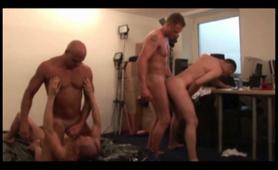 The Sex Orgy - Part 5