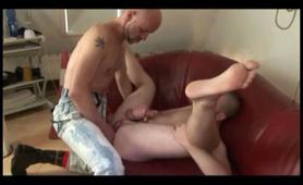 German Skinhead Flip Fuck