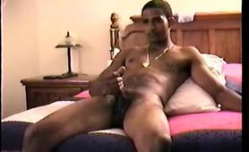 Stroking Latin Straight Boy Jose