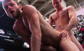 Dudes In Public 38 Gym Buddy Wild & Nico Santino
