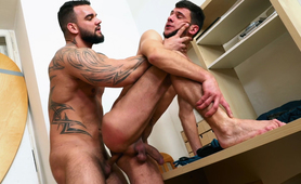 Uncut Fuckers; Jerome and Mitchell