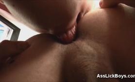 Ass Lick Boys - Jesse and Jordan