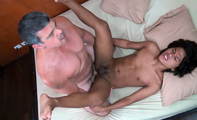 Daddy Fucks Russel